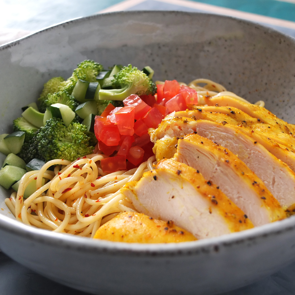 Turmeric Chicken Noodles_image_1